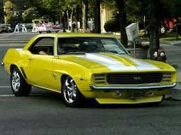 69 Camaro Color Chart Yellow 1969 Camaro Cool Rides Chevy Muscle Cars Old