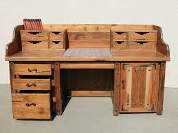 old office desk. Western Rustic Desk Old Office Desk