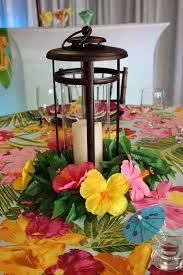 hawaii themed wedding ideas. luau centerpiece ideas | to check back tomorrow when we will showcase our hawaiian tent lets have a party pinterest centerpieces, hawaii themed wedding