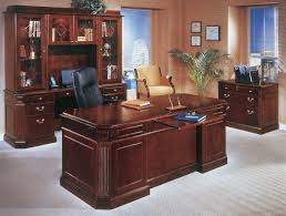 impressive office desk hutch details. With Its Rich Merlot Cherry Finish And Expertly Appointed Details, Oxmoor  Makes A Most Impressive · Office Desk Office Desk Hutch Details I