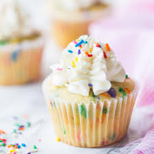 Homemade Funfetti Cupcakes Moist Easy To Make Baking A Moment