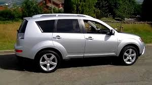 www.bennetscars.co.uk 2007 Mitsubishi Outlander Warrior 2.0 Di-D ...