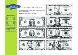 Fake Money Template Templates Free Editable Play Coupon Personalized ...