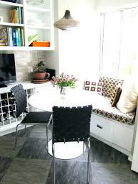 kitchen nook bench cushions uk corner table set dining upholstered style seating