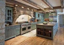 rustic farmhouse kitchen cabinets ideas