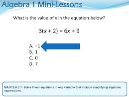 algebraic equations with 2 variables fresh ma 912 a 3 1 solve linear equations in one