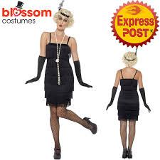 image is loading ca301 black womens 1920s flapper costume gatsby fancy