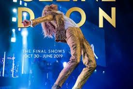 Fargodome Seating Chart Celine Dion Celine Dion Extends 2019 2020 Tour Dates Ticket Presale