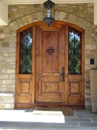 exterior front doors with sidelightsFront Doors  Teak Wood Double Door Designs Pictures Double Glazed