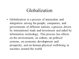 globalization help or hindrance does globalization help or hurt  3 globalization globalization