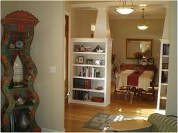 Kitchen Living Room Divider Bookshelf Room Divider Apartment Therapy Gallery Of Kitchen Living