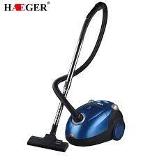 ✥❖[ ĐỔI MỚI 7 NGÀY ] Máy hút bụi, máy hút bụi gia đình công nghiệp Haeger  HG8661-1200W hút được mọi góc trong gia đình