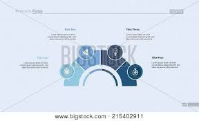 Process Chart Four Vector Photo Free Trial Bigstock