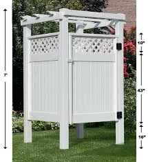 pvc outdoor shower outdoor shower pvc pipe outdoor shower