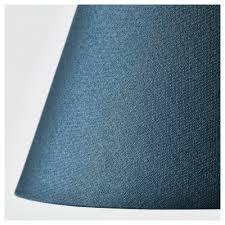 Ollsta غطاء مصباح أزرق