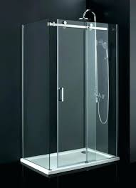 kohler frameless shower doors bathtub