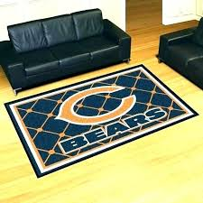 sports area rugs bears rug amazing home ideas for nursery themed baseball r abstract team carpet sports area rugs