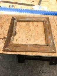 how to make a diy picture frame from upcyled wood designertrapped com in diy ideas 8