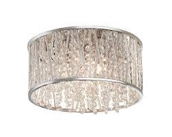 charming flush mount chandelier crystal p jpg context plp