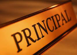 if i were the principal essay principal