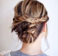 Photo Coiffure Mi Long Mariage Cheveux Naturels 2019