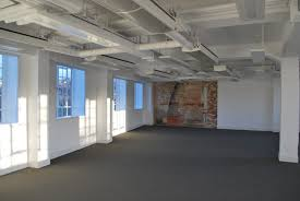 office ceilings. Office With Exposed Ceilings And Brick Wall Office Ceilings