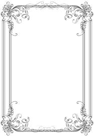 vintage frame border design. Wonderful Vintage Free Black Clip Art Borders And Frames Weddings  Custom Vintage Frame Four  By Kingoftheswingers BORDERS Pinterest Black Art Throughout Border Design R