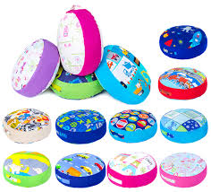 floor cushions for kids. Children\u0027s Giant Floor Cushions Soft Foam Filled Large Play Seat Bedroom Kids For EBay