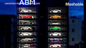 Ferrari Vending Machine Best This Is A Ferrari Vending Machine And Tbh We're Not Mad About It