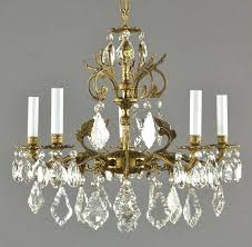 antique crystal chandeliers new orleans