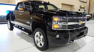 All Chevy chevy 2500hd high country : 2017 Chevrolet Silverado 2500 HD HIGH COUNTRY Truck - YouTube