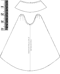 Cape Sewing Pattern Delectable Collar Cape And Other Sewing Patterns For Halloween Costumes Batman