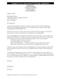 Law Clerk Cover Letter Sample Law Clerk Cover Letter Simple Law