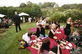 picnic wedding reception. Picnic Weddings Jules Wedding Ideas