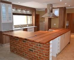 Center Island Kitchen Designs. kitchen island with wooden top