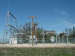 electrical substation electrical substation