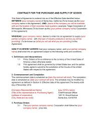 Business Contract Agreement 24 Secrets For Writing A Solid Business Contract Free Premium 5