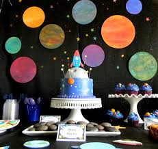 Space Birthday Cake Designs 20 Fabulous Outer Space Birthday Party Ideas For Kids