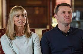 Who are Madeleine McCann's parents Kate and Gerry?