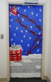 3d christmas door decorating contest winners. Christmas Door Decorating Contest Winners | Keep In Mind, The Company That I Work At, VSE, Refurbishes Naval Ships . 3d