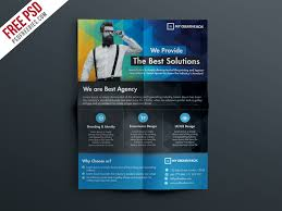 Make A Free Flyers Free Multipurpose Corporate Flyer Template Psd By Psd Freebies