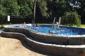 partial inground pool39