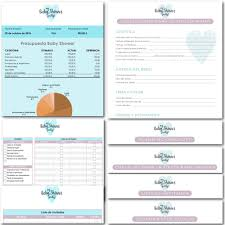 Baby Shower Party Checklist Baby Shower Planning Pack