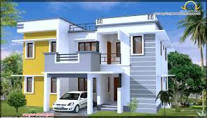 House Paint Design Exterior Model