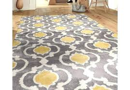 yellow round area rugs yellow area rugs contemporary rug sizes gray and black large size of
