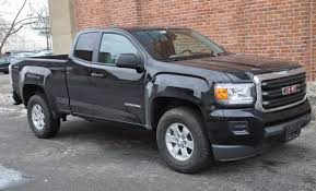 gmc 2015 canyon. Modren Gmc 2015 Gmc Canyon Front 34 Intended Gmc Canyon