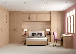 Compact Floor To Ceiling Wardrobe Around Bed Design For Small Space, 14  Terrific Wardrobe Design