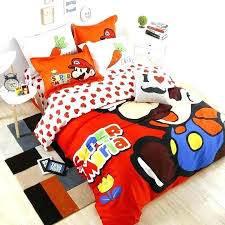 terrific super mario bros bedding super bedding full size popular sheets bros queen super