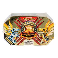 <b>Набор Treasure X Золото</b> драконов в непрозрачной упаковке ...