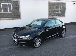 black audi 2010. Plain Black 2010 AUDI A1 SPORT 14 TFSI 3 DOOR BLACK UNRECORDED DAMAGED SALVAGE  REPAIRABLE On Black Audi